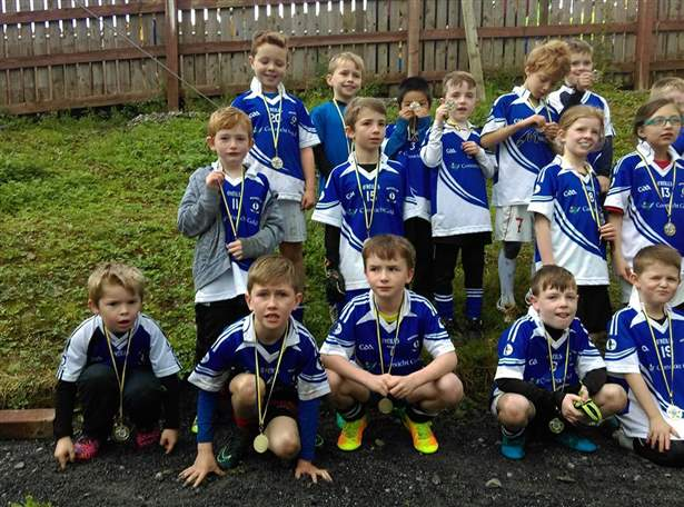 U-8 Team - Blitz Day September 2016