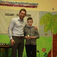 Underage Medal Presentation - February 2017